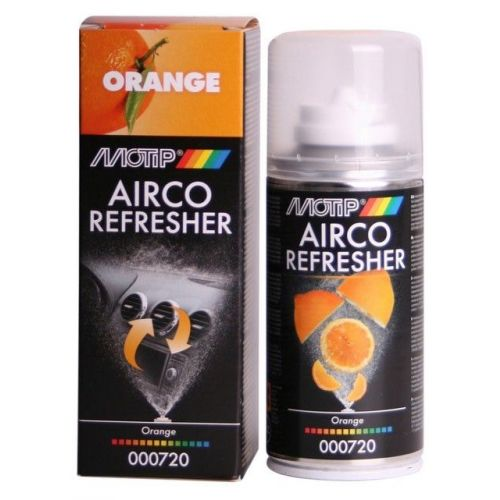 Airco-Refresher orange