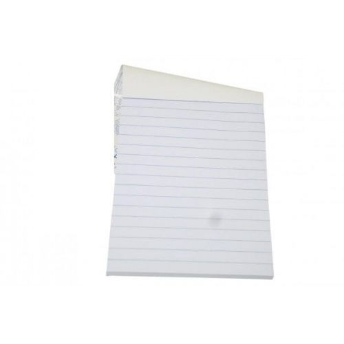 Schrijfblok A5 gelinieerd papier