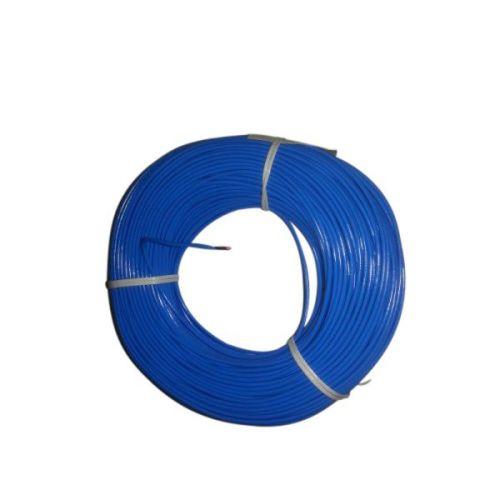 Montagesnoer 1X0,75 blauw