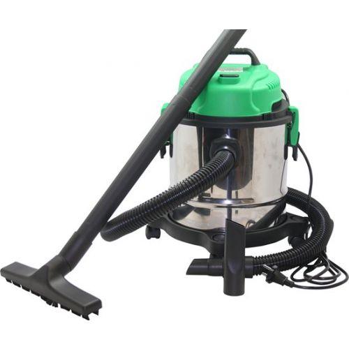 Stofzuiger droog/nat 1200 Watt