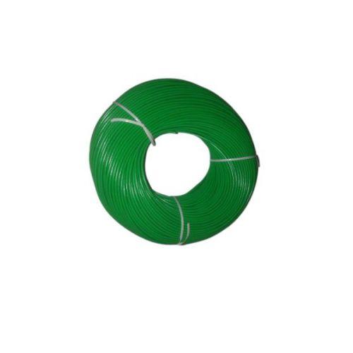 Montagesnoer 1X0,75 groen
