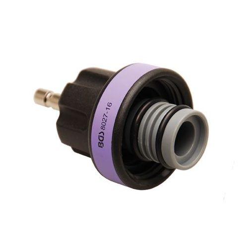 Adapter voor het afpersen van koelsysteem o.a. Mercedes A-Klasse
