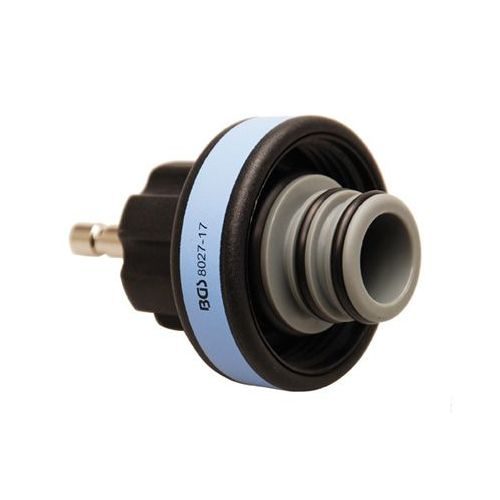Adapter voor het afpersen van koelsysteem van BMW E60