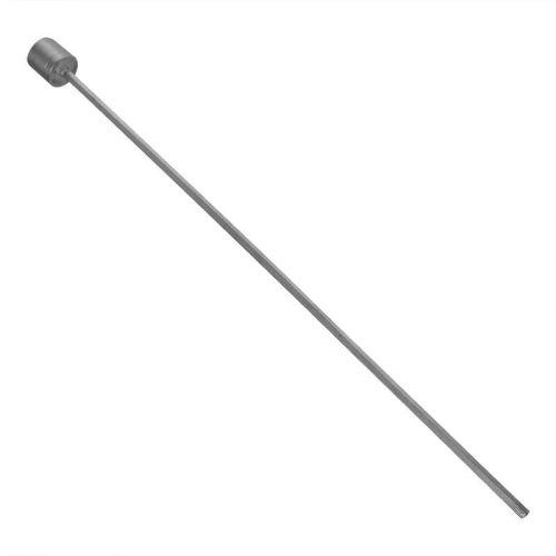 Uitdraaihandle 19 mm 440 mm lang t.b.v. caravanpoten