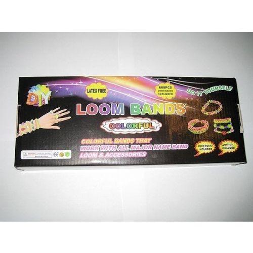 Rainbow Loom Bands starterskit