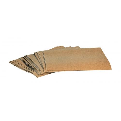 Schuurpapier assortimentspak 15 vel