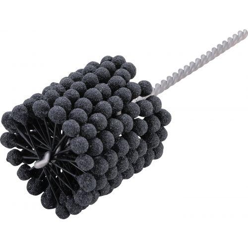 Hoonborstel flexibel 68-70 mm korrel 120