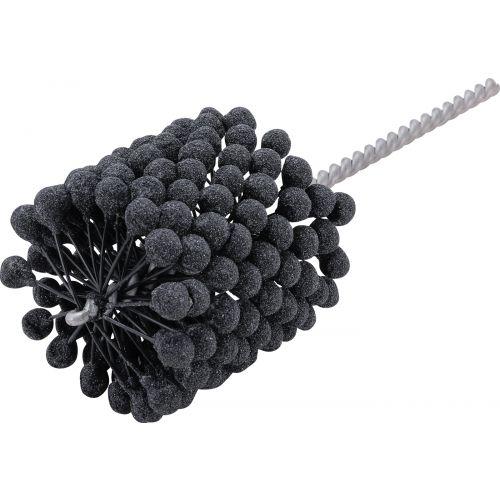 Hoonborstel flexibel 75-77 mm korrel 120