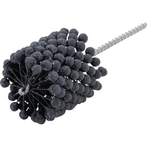 Hoonborstel flexibel 75-77 mm korrel 180