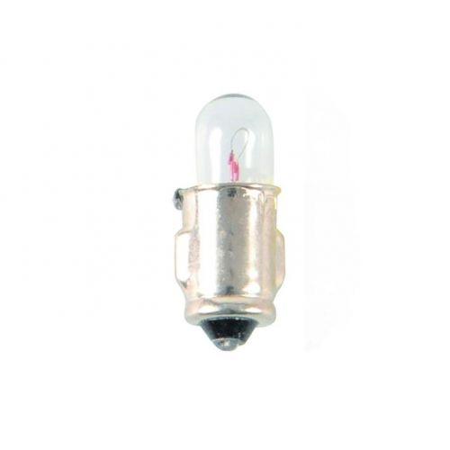 Lamp 12V 2W BA9s transparant