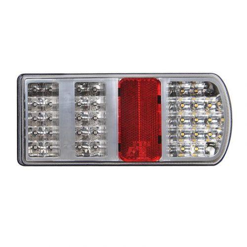 Achterlicht 5 functies 225X105 mm Led rechts 12 volt