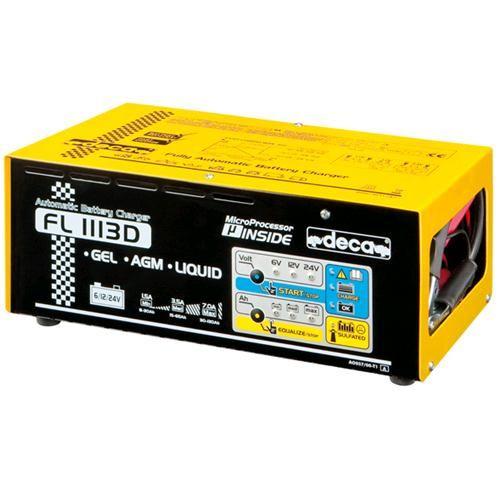 Acculader Deca 1113D 6/12/24V