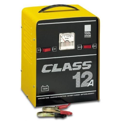 Acculader draagbaar Deca Class12A 12/24V