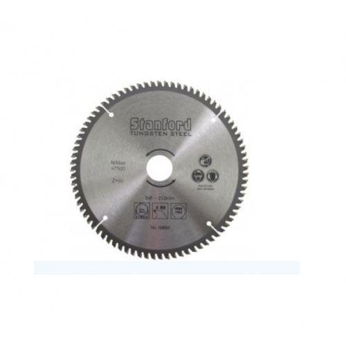 Zaagblad Hm 210X80T Geschikt Voor Aluminium