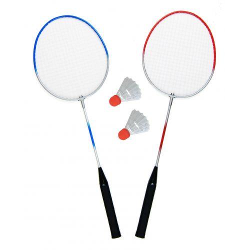 Badmintonset compleet