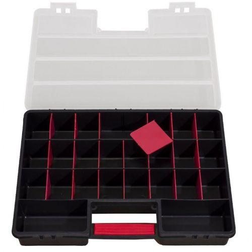 Assortimentskoffer met 26 verstelbare vakken