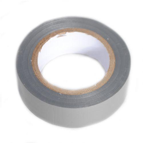 Isolatietape 19 mm grijs per rol