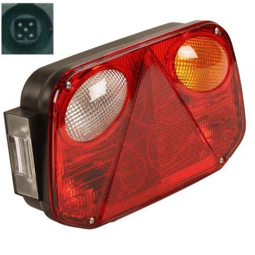 Achterlicht Radex 2800 5 functies 240X145 mm rechts