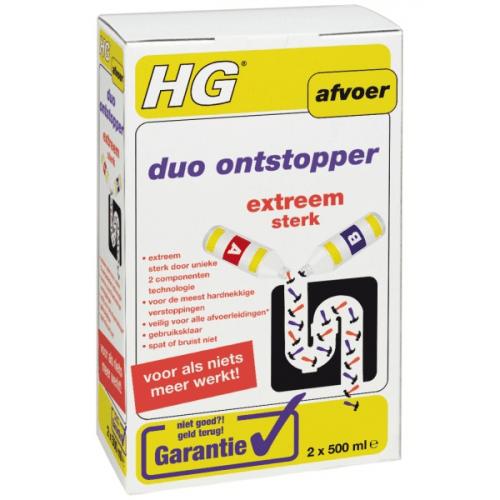Duo ontstopper HG