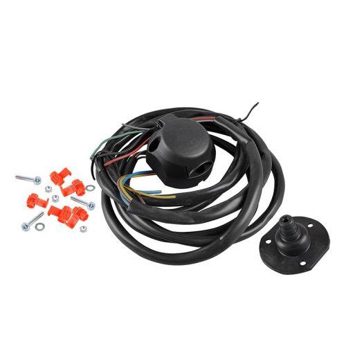 Trekhaak kabelset 7-polig + kabel