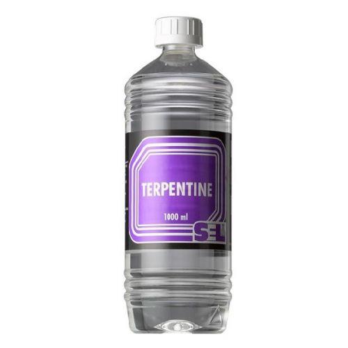 Terpentine 1 Liter .