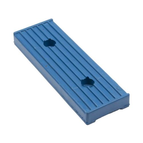 Bootzijsteun 296x100x30 mm blauw