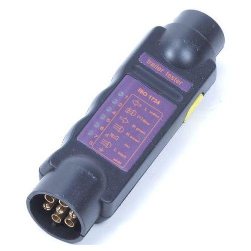 Teststekker voor verlichting 7-polig