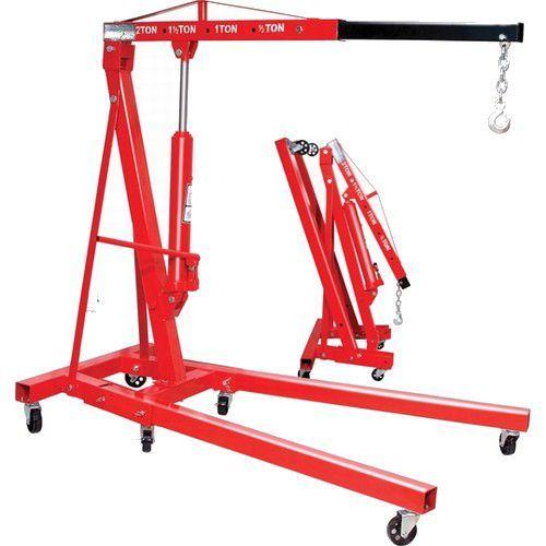 Werkplaatskraan/Motortakel  2 ton