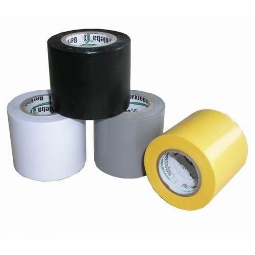 Isolatietape 50 mm x 10 meter wit