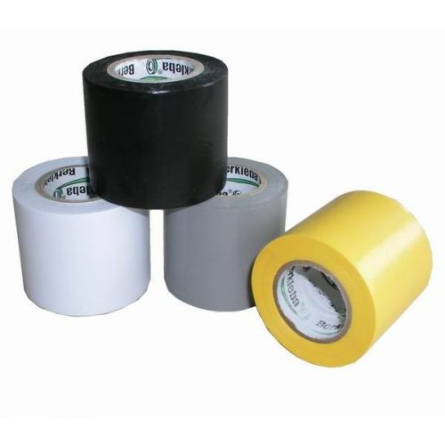 Isolatietape 50 mm x 10 meter geel