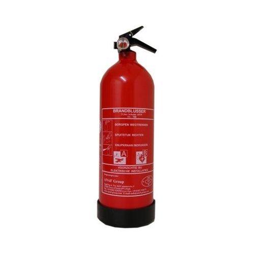 Brandblusser 2 liter AB schuim met manometer