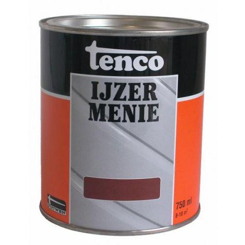 IJzermenie Tenco blik 750 ml.