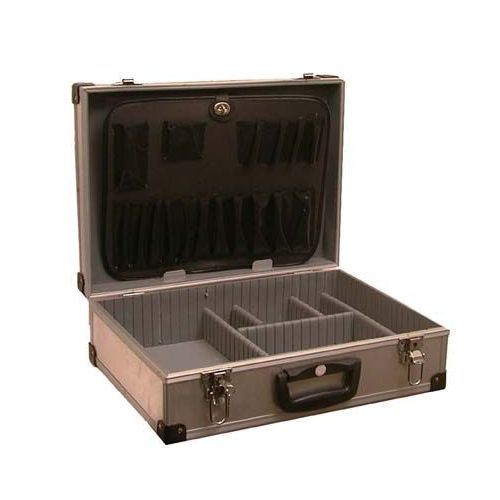 Gereedschapskoffer, Aluminium