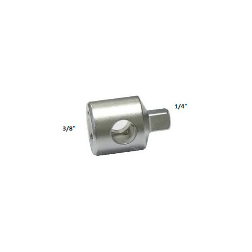 "Adapter voor 1/4"" verlengstuk Force"