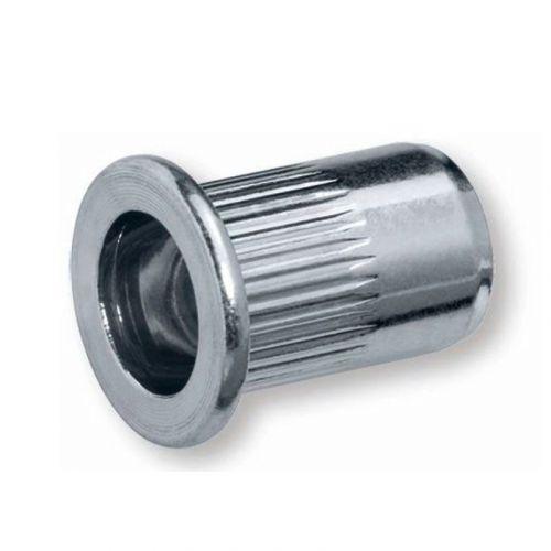 Blindklinkmoeren M8 aluminium per 50 stuks