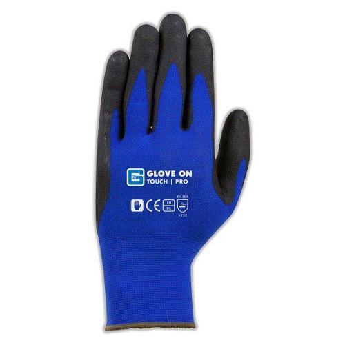 Handschoen nylon met nitrile gecoat maat L (9)