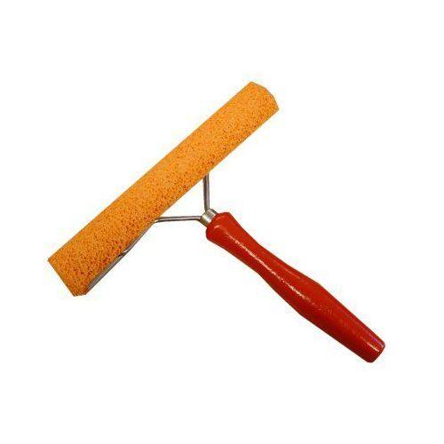 Handwisser metaal met gummi 14 cm