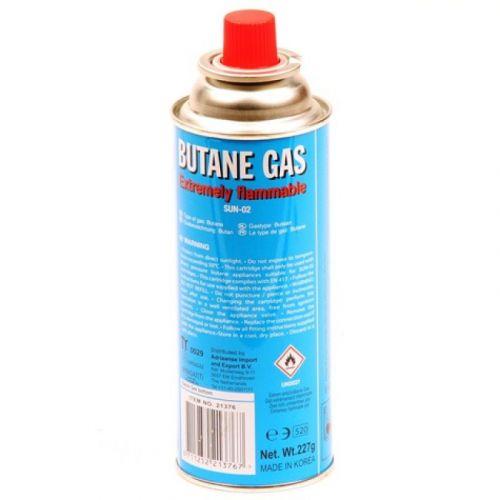 Gasbus voor kooktoestel of gasbrander
