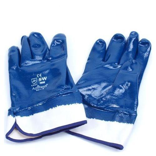 Werkhandschoenen Nitri Blue