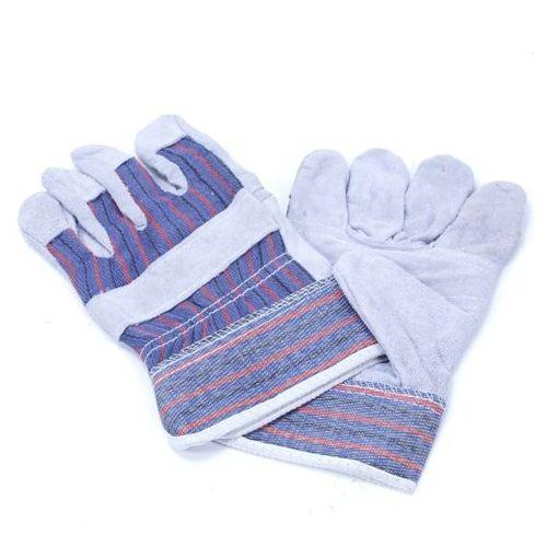 Werkhandschoenen varkensleer per paar