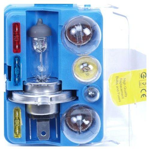 Reservelampset met H4 lamp