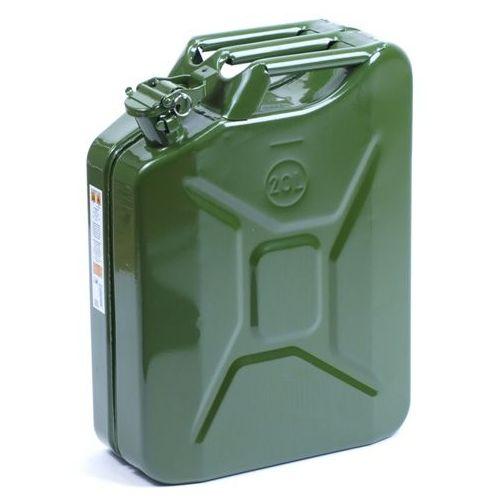 Jerrycan 10 Liter Metaal Groen
