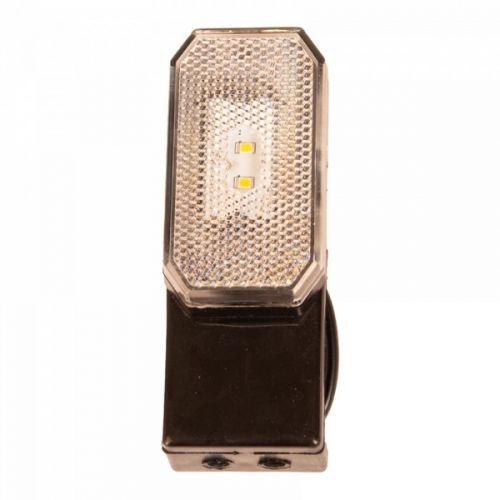 Breedtelamp LED wit L/R 12/24 Volt