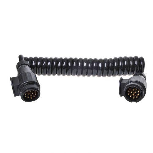 Spiraalkabel 13-polig 12V 13-aderig