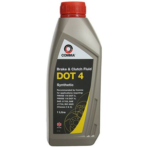 Remolie DOT4 1 liter Comma