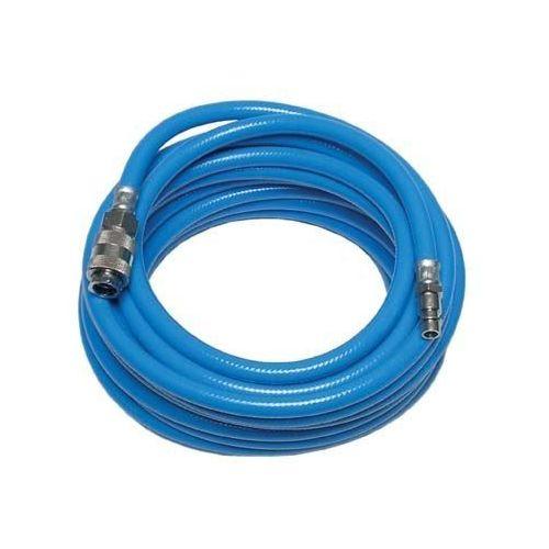 Perslucht Slang 6 mm x 10 meter blauw