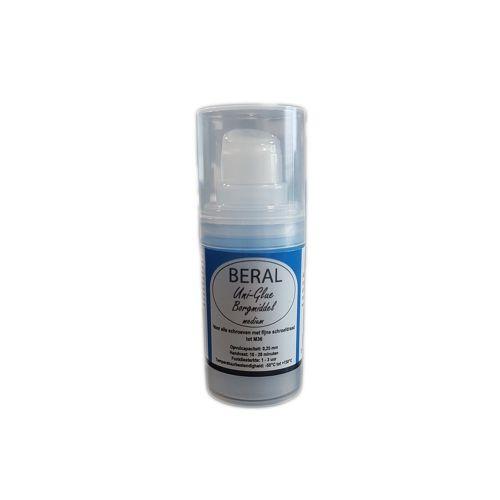 Uni-Glue borgmiddel blauw medium 15 ml