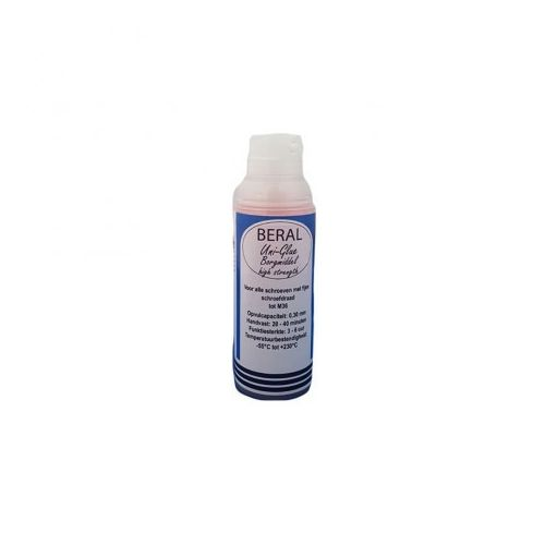 Uni-Glue borgmiddel blauw medium 50 ml