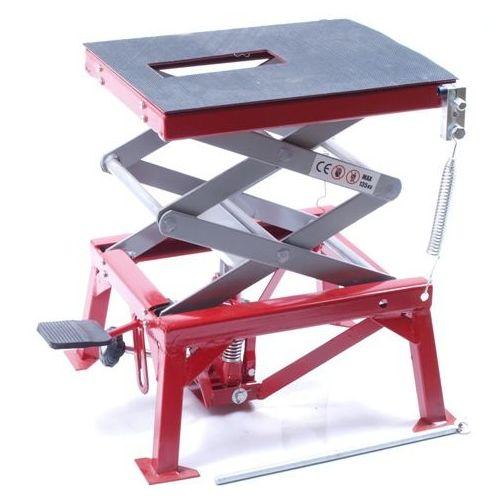 Motor-lift schaartafel 135 kg hydraulisch