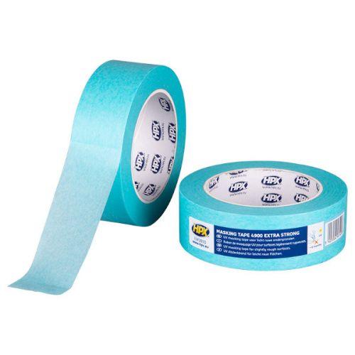 Masking tape 38 mm x 50 m 4900 lichtblauw extra sterk HPX